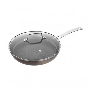 TRITON  FRYING PAN WITH LID