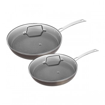 BUNDLE TRITON FRYING PAN...