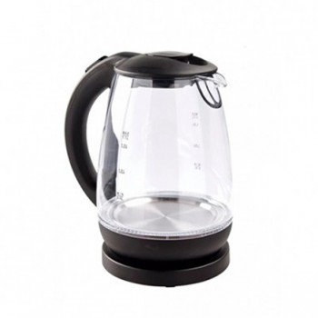 AQUA CLEAR GLASS KETTLE