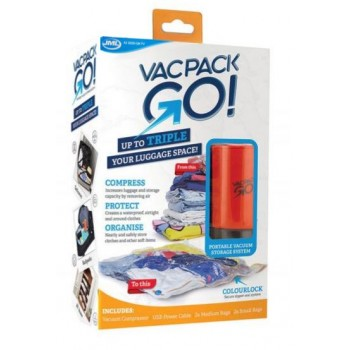 Vac Pack & Go